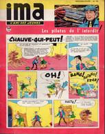 IMA L'ami Des Jeunes N°142 - Rudi - Chabar Et Jan-Loup - Baber - Godard  Beckers - Otras Revistas