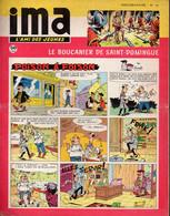 IMA L'ami Des Jeunes N°144 - Rudi - Chabar Et Jan-Loup - Baber - Godard  Beckers - Otras Revistas