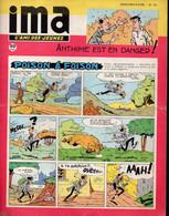 IMA L'ami Des Jeunes N°145 - Rudi - Chabar Et Jan-Loup - Baber - Godard  Beckers - Otras Revistas