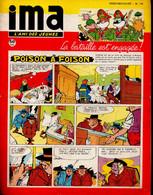 IMA L'ami Des Jeunes N°146 - Rudi - Chabar Et Jan-Loup - Baber - Godard  Beckers - Otras Revistas