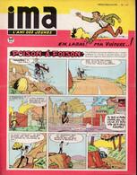 IMA L'ami Des Jeunes N°147 - Rudi - Chabar Et Jan-Loup - Baber - Godard  Beckers - Otras Revistas