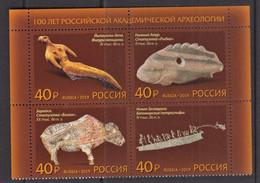 40.- RUSSIA 2020 ARCHAEOLOGY - Archéologie