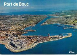 13 - Port De Bouc - Vue Générale Aérienne - Other Municipalities