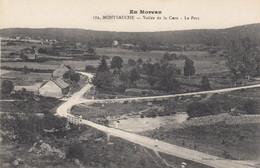 Montsauche.  Vallée De La Cure. Le Port - Montsauche Les Settons
