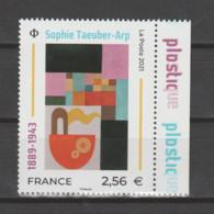 FRANCE / 2021 / Y&T N° 5491 ? ** : Sophie Taueber-Arp X 1 BdF D - Nuovi