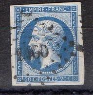 FRANCE ( OBLITERATION LOSANGE ) : P C  1460   Guebviller Haut-Rhin (66) . A  SAISIR . - 1849-1876: Période Classique