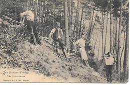 A/216            88      Les Hautes Vosges     - Les Schlitteurs - Non Classés