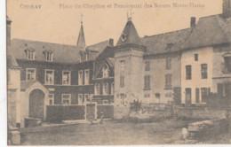 CHIMAY / PLACE DU CHAPITRE EN PENSIONNAT - Chimay
