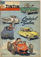 Le Journal De TINTIN N°676 Du 5 Octobre 1961 Spécial Salon 64 Pages. - Tintin