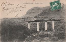*** Messageries Maritimes  île Maurice Panorama - TTB - Mauritius