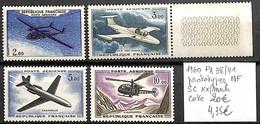 [847495]TB//**/Mnh-c:20e-France 1960 - PA38/41, Prototypes, NF, SC, Avions, SNC - 1960-.... Nuovi