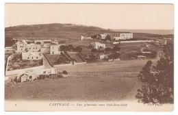 CARTHAGE - Vue Générale Vers Sidi Bou-Saïd - ND 2 - Tunisie