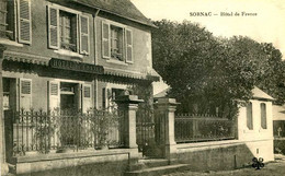 SORNAC =  HOTEL De FRANCE     2405 - Other Municipalities