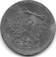 *notgeld  Frankfurt A Mainz 10 Pfennig 1919   Zn   136.2c - Other
