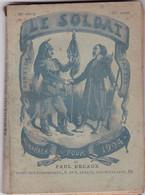 Livre : Militaire : Le Soldat - Almanach Pour - 1904 - : 14cm X 10cm - 136Pages - Frans