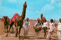 CPSM Pakistan-Dancing Camel-Lahore-Beau Timbre    L680 - Pakistan