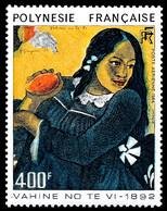 POLYNESIE 1984 - Yv. PA 183 **   Faciale= 3,36 EUR - Tableau De Paul Gauguin  ..Réf.POL25594 - Unused Stamps
