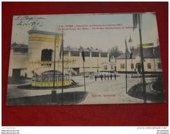 SINT TRUIDEN -  SAINT TROND  -  Exposition Limbourg 1907 - Palais Des Mines - Charbonnages De Dahlburch -  1907 - Sint-Truiden