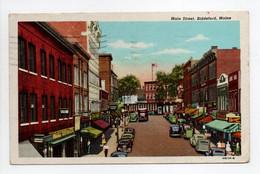 - CPA BIDDEFORD (USA / Maine) - Main Street 1948 - - Otros