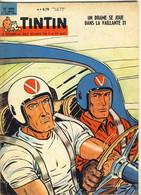 Le Journal De TINTIN N°690 Du 11 Janvier 1962  48 Pages. - Tintin
