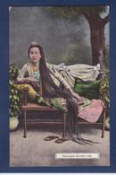 CPA Myanmar (Burma) Burmese Femme Woman Type Ethnic Non Circulé - Myanmar (Burma)