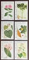 United Nations 1990 Medicinal Plants MNH - Heilpflanzen