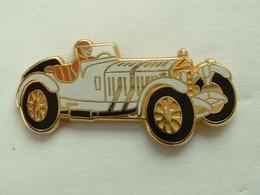 PIN'S MERCEDES TYPE SSK 1927 -   ARTHUS BERTRAND - Mercedes