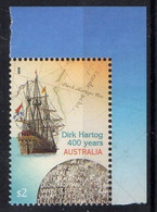 Australia 2016.  Dirk Hartog's  400 Years.  MNH - Nuevos