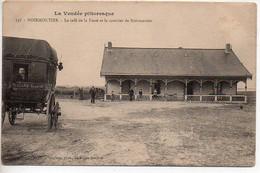 Noirmoutier : Le Café De La Fosse Et Le Courrier De Noirmoutier - Noirmoutier