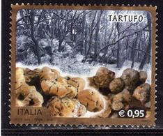 ITALIA REPUBBLICA ITALY 2015 LE ECCELLENZE DEL SISTEMA PRODUTTIVO ED ECONOMICO TARTUFO € 0,95 USATO USED OBLITERE' - 2011-...: Oblitérés