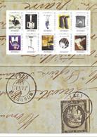 France Frankreich Collector Mon Timbre 2009 L'Adresse Musée De La Poste MNH Mint Neuf Postfrisch ** - Collectors