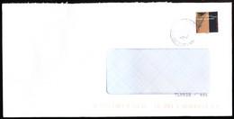 """Timbre Postal Adhésif (2021) """"Kandinsky, Dans Le Cercle, Détail"""" Seul Sur Lettre - 1961-...."""