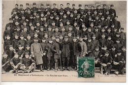 La Roche Sur Yon : 93e Régiment D'Infanterie - 7e Compagnie - La Roche Sur Yon