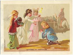 Chromos  Bognard Bog3-44 Figures En Costumes De Différentes époques - Au Cagne Petit - Moulins - Artis Historia