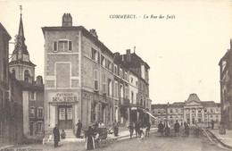 Commercy  Rue Des Juifs - Commercy