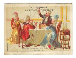 Chromos  Bognard Bog3-44 Figures En Costumes De Différentes époques - A L'ecossais Valtat-Souchet - Sens - Artis Historia