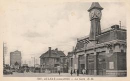 Aulnay-sous-Bois 93 (4652) La Gare - Aulnay Sous Bois