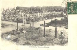 Commercy  Cimetiére Militaire - Commercy