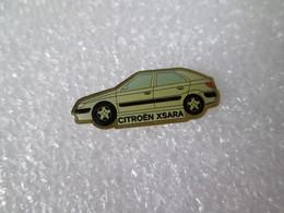 PIN'S    CITROEN   XSARA - Citroën