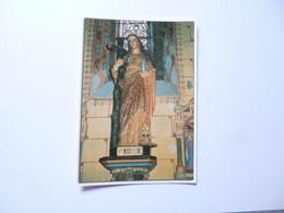 RENNES LE CHATEAU  -  11  - Statue De Sainte Madeleine Dans L'église Du Château  -   AUDE - Sonstige Gemeinden
