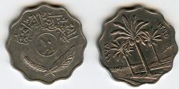 Iraq 10 Fils 1975 - 1395 KM 126a - Iraq