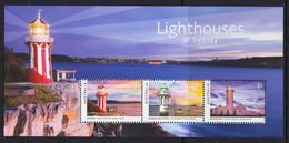 Australia 2018. Lighthouses Of Sydney.  MNH - Mint Stamps