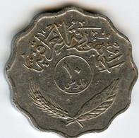 Iraq 10 Fils 1974 - 1394 KM 126a - Iraq
