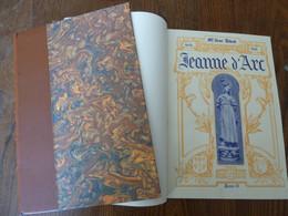 MONSEIGNEUR HENRI DEBOUT JEANNE D'ARC 1912à L'état De Neuf. Jeanne D'Arc, Grande Histoire Illustrée, Mgr Henri  Debout, - Unclassified