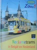 Boek Reclametrams In België En Nederland TRAM Tramway Vicinal - Unclassified