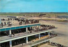 CPSM Aéroport De Paris-Orly-Les Terrasses-Beau Timbre    L681 - Orly