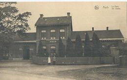 As - Asch - La Gare - De Satie - Edit. J. Mardaga, Asch - As