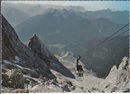 TIROLER ZUGSPITZBAHN - Seilbahn Auf Die Zugspitze, Gegen Allgäuer Alpen - Unclassified