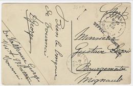 Zichtkaart Tournai Met DEPOSE GUICHET Van TOURNAI 1 - Sonstige Briefe U. Dokumente