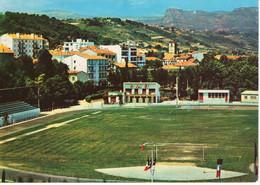 06 - Le Stade Municipal, Au Fond Les Biaous - 1972 - Saint-Laurent-du-Var